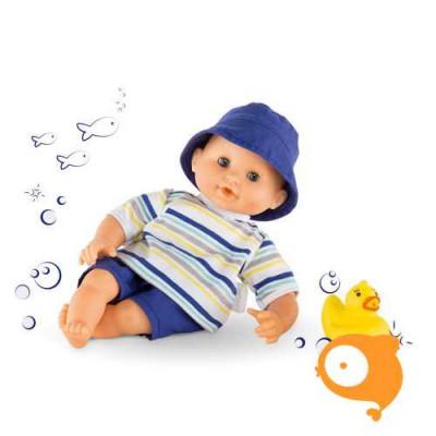 Corolle - Mijn eerste pop: badpop jongen 30 cm DNM45