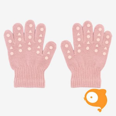 GoBabyGo - Handschoenen grip gloves dusty rose