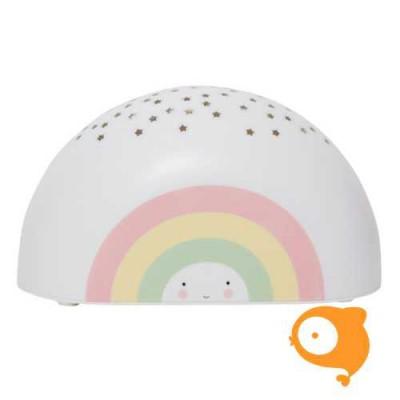 A Little Lovely Company - Projector light - Rainbow