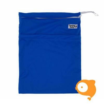Pandababy - Luierzak voor wasbare luiers blauw