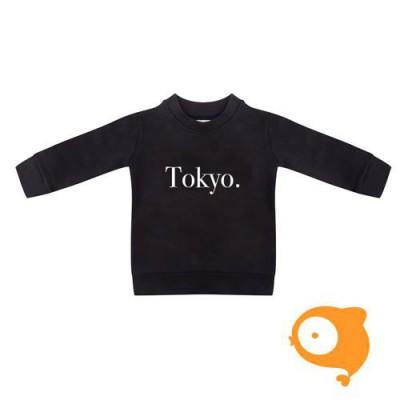 Little Indians - Sweater Tokyo zwart