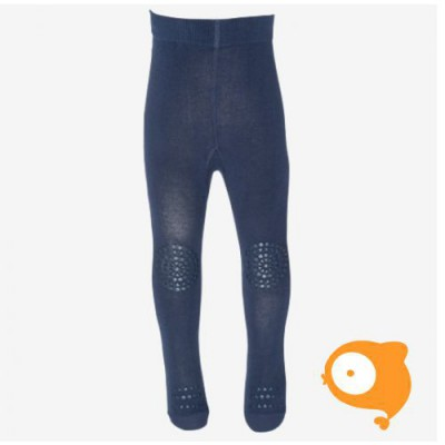 GoBabyGo - Crawling tights Petrol