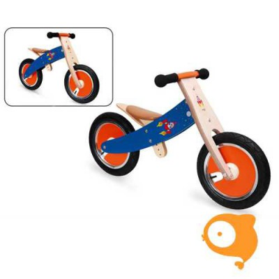 Scratch - Balance bike large ruimte 3-6 jaar