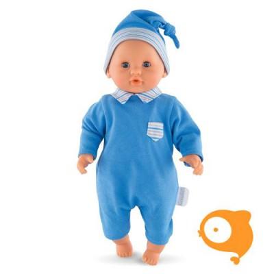 Corolle - Mijn eerste pop: pop calin blauw 30 cm FRN840