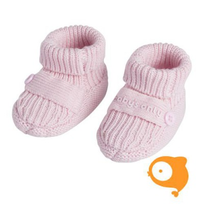 Baby's Only - Slofjes one size baby roze