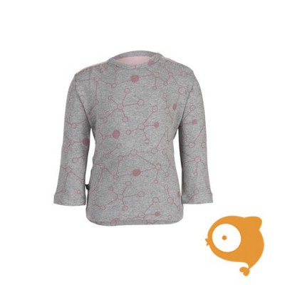 nOeser - Bente longsleeve molecule dreamy pink