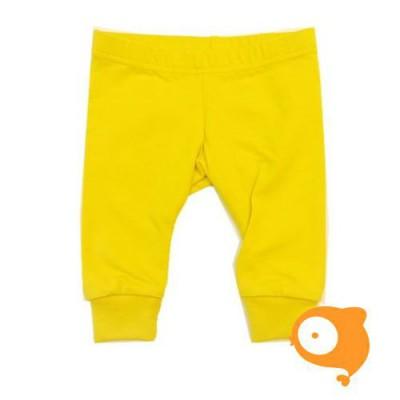 Mundo melocotón - Baggy broekje jersey geel