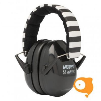 Alpine - Gehoorbescherming Muffy black