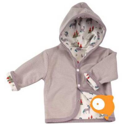Pigeon - Reversible jacket unicorn