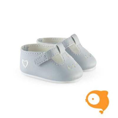 Corolle - Schoentjes grijs voor pop 36cm FCW20