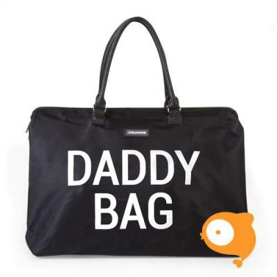 Childhome - Luiertas 'daddy bag' zwart