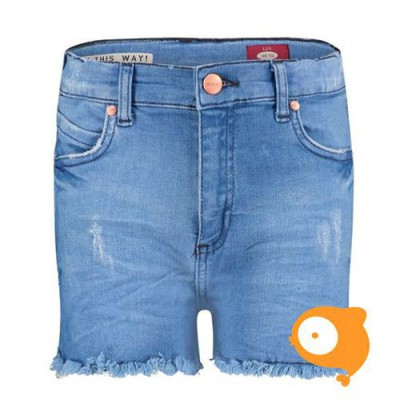 BOOF - Lux girls shorts baby blue