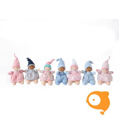 Bonikka - Mini doll 22 cm