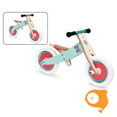 Scratch - Balance bike large vlinders 3-6 jaar