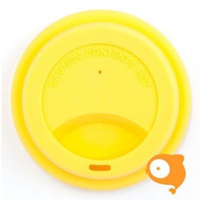 Jack N' Jill - Silicone deksel geel