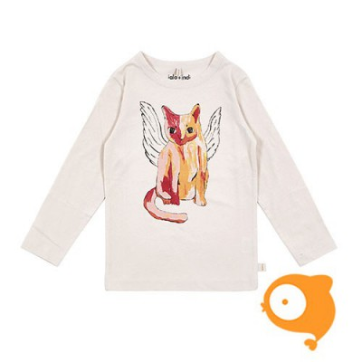 Iglo & Indi - Angel cat top longsleeve