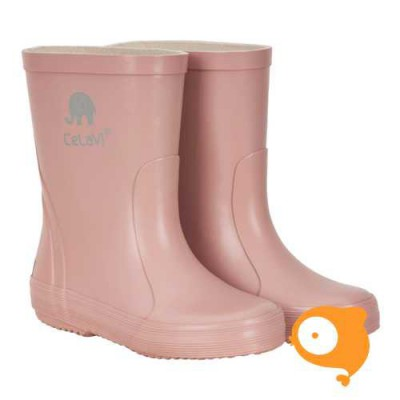 CeLaVi - Wellies laarsjes misty rose