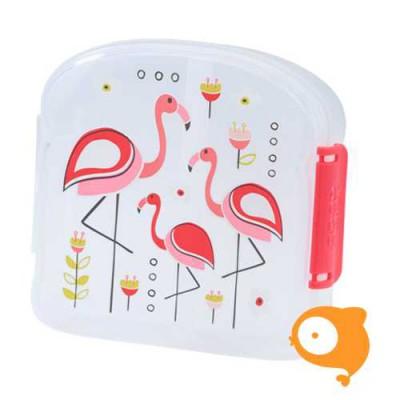 Sugarbooger - Good Lunch brooddoos - Flamingo