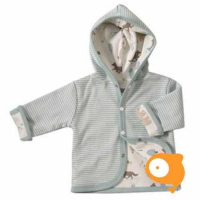 Pigeon - Reversible jacket wolf