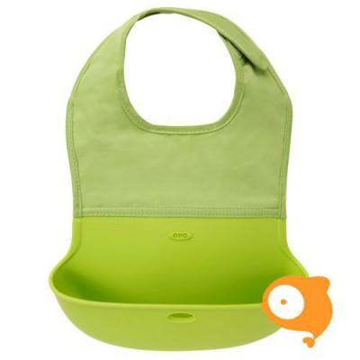 OXO tot - Oprolbare slab - groen