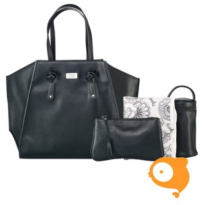 Isoki - Verzorgingstas easy access tote toorak black