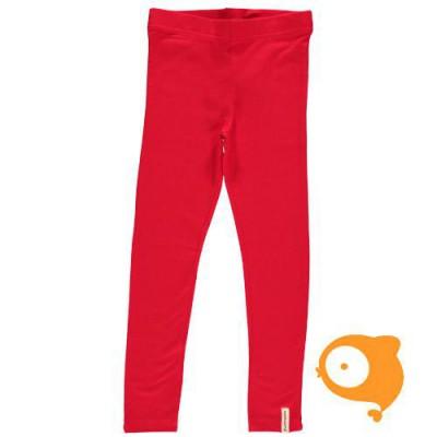 Maxomorra - Legging red