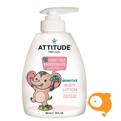 Attitude - Little Ones bodylotion geurvrij