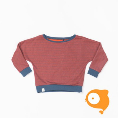 Albababy - Holly sweat dark denim beehive