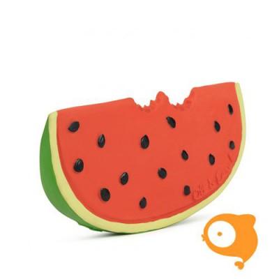 Oli & Carol - Bad- en bijtspeeltje watermeloen
