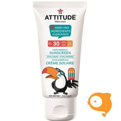Attitude - Little Ones - Zonnebrandcrème Geurvrij 150ml