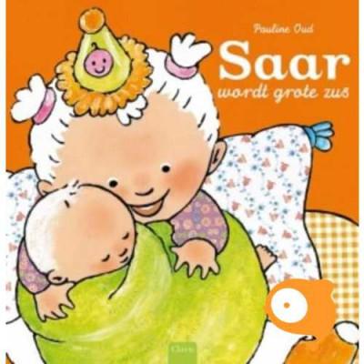 Clavis - Saar wordt grote zus