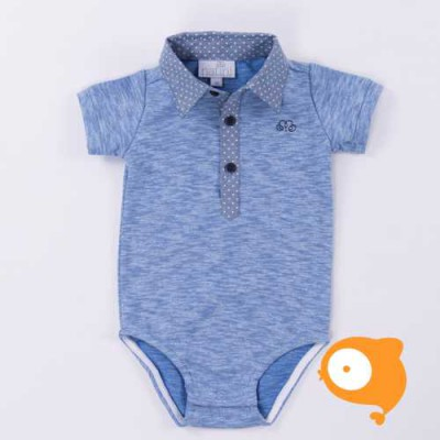 Natini - Body lucien spots mix blue