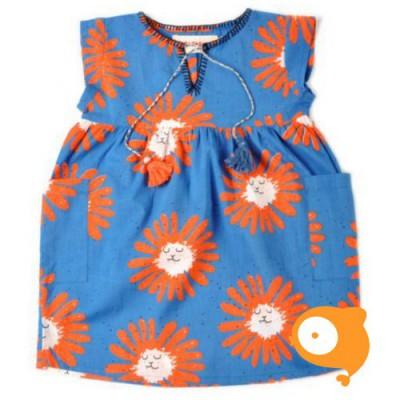 Nadadelazos - Tunique dress little dandelion