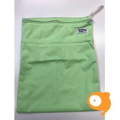 Pandababy - Luierzak voor wasbare luiers groen