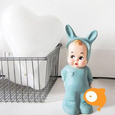 Lapin & Me - Green baby lapin lamp