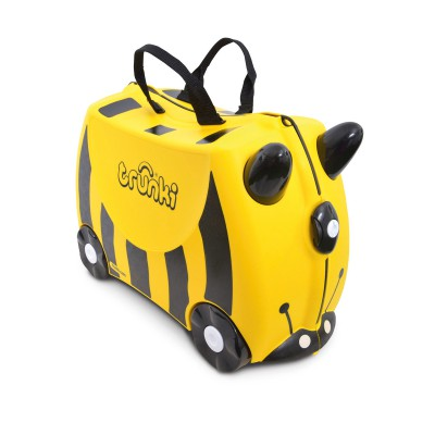 Trunki - Kinderkoffer ride-on bij