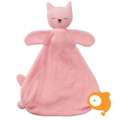 Peppa - Knuffel Mila baby roze organic