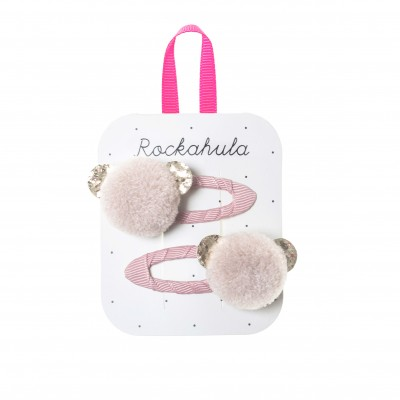 Rockahula - Clips Billie Bear Pom Pom