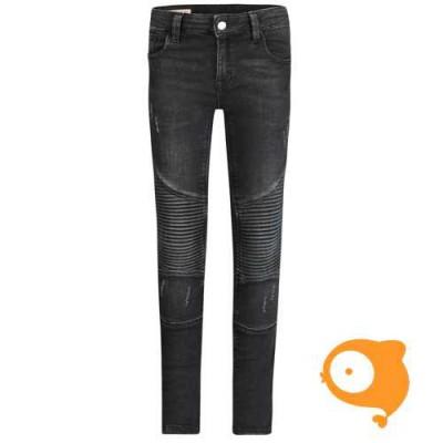 BOOF - Robin biker black jeans