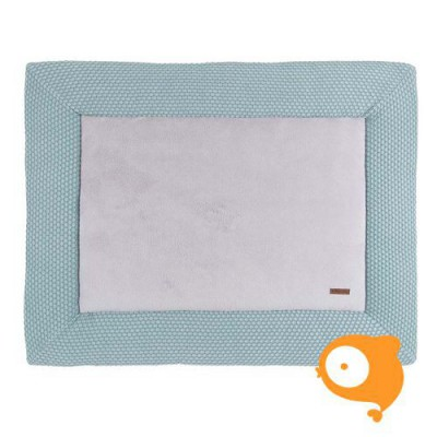 Baby's Only - Boxkleed 75x95cm sun mint/stonegreen