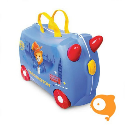 Trunki - Kinderkoffer ride-on Beertje Paddington