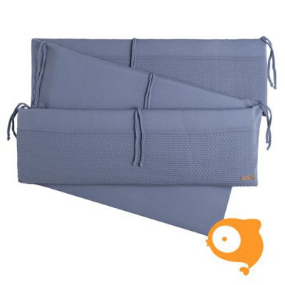 Baby's Only - Boxbumper cloud indigo