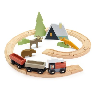 Tender leaf toys - treinenset 'Tree Tops'
