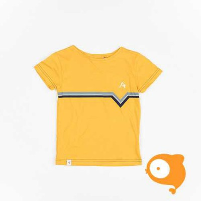 Albababy - Gate T-shirt - Nugget Gold