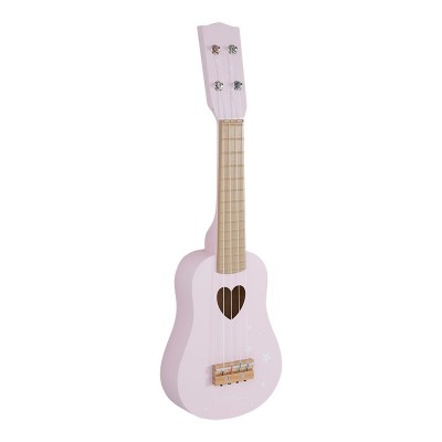 Little Dutch - Gitaar - adventure pink
