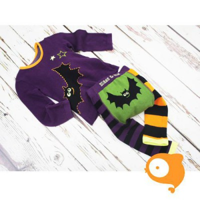Blade&Rose - Haloween winter longsleeve en legging (set)