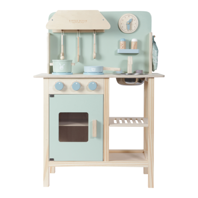 little dutch - keuken hout adventure
