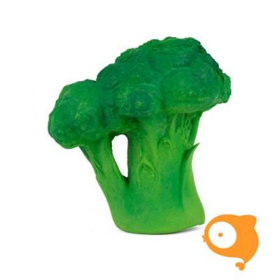Oli & Carol - Bad- en bijtspeeltje broccoli