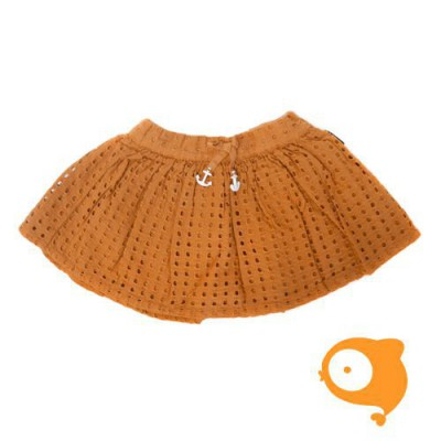 Sproet & Sprout - Skirt Lace Caramel