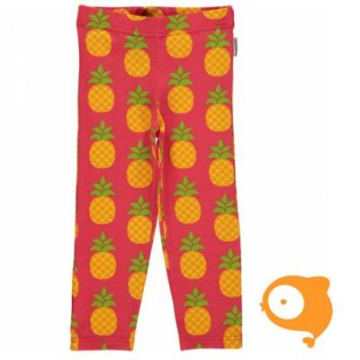 Maxomorra - Leggings cropped pineapple